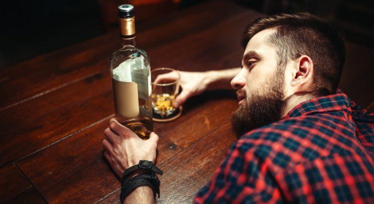 Alkoholik w ciągu
